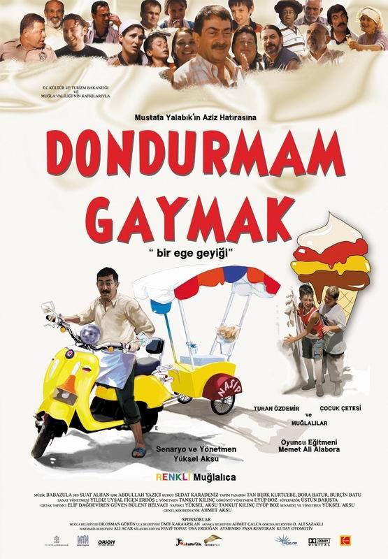 Dondurmam_Gaymak