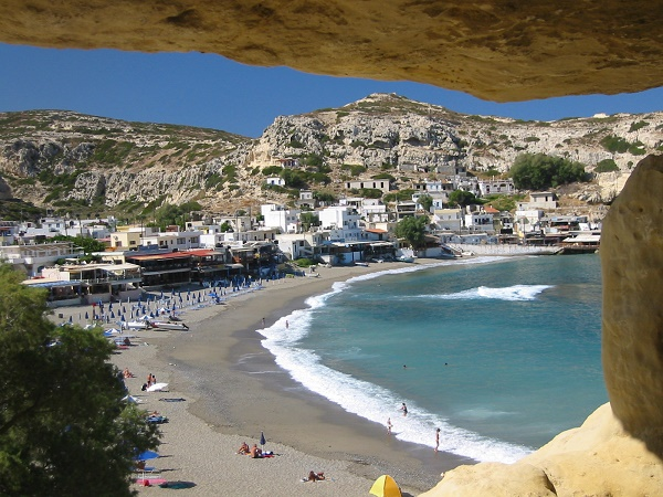 Matala_Kreta