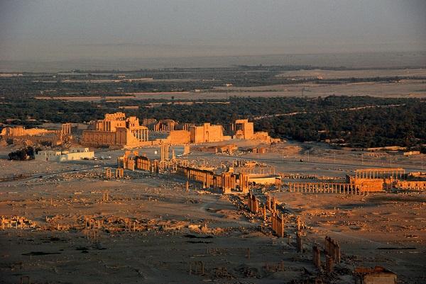 Palmyra Suriye