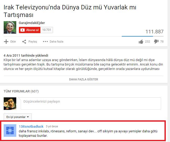 Youtube_Dunya_Yuvarlak_Mı