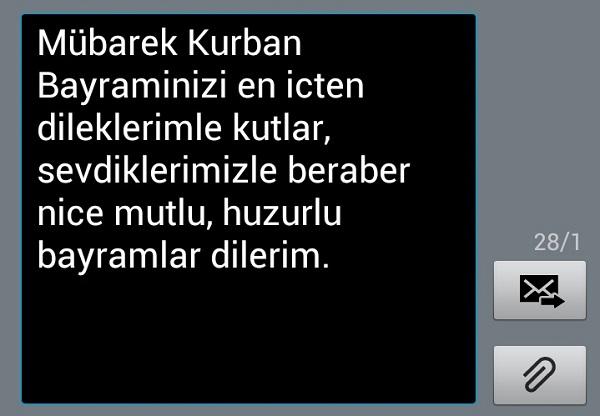 bayram-sms