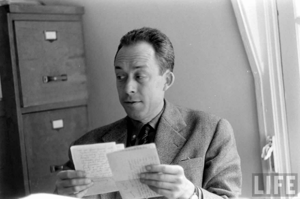 albert camus calisma