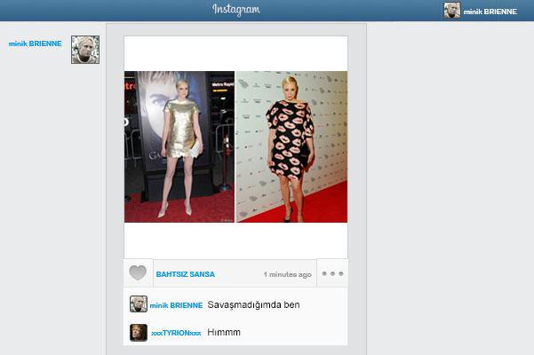 game instagram thrones profil