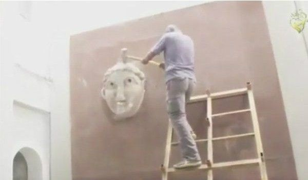 isıd heykel