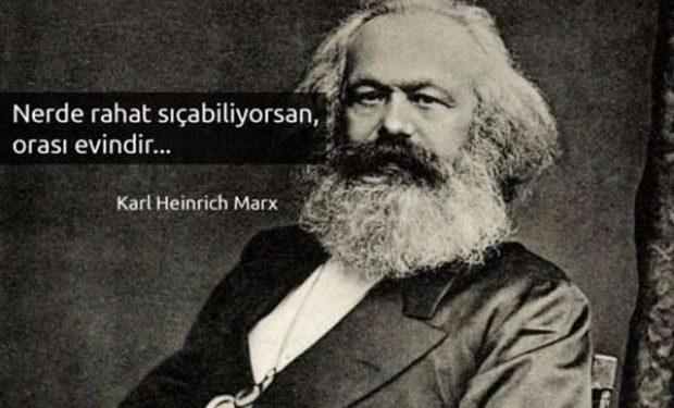 Karl Marxdan Ali Koça Tavsiye Niyetinde 12 Caps Listelistcom