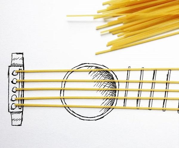 spagetti-gitar