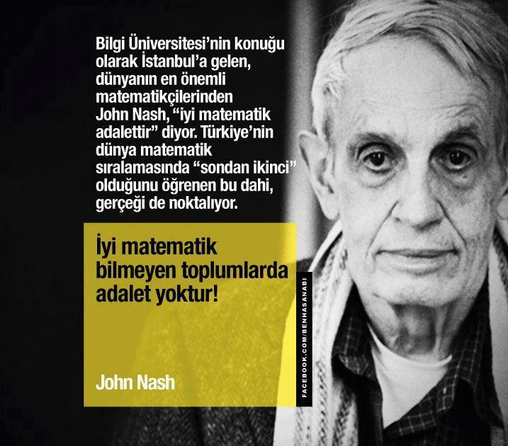 turkiye-topraklarinda-john-nash-iyi-matematik-bilmeyen-toplumlarda-adalet-yoktur-listelist