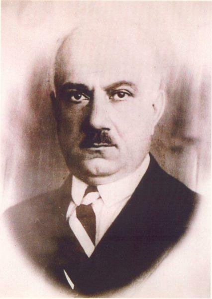 6) MEHMET RECEP PEKER (1889-1950)