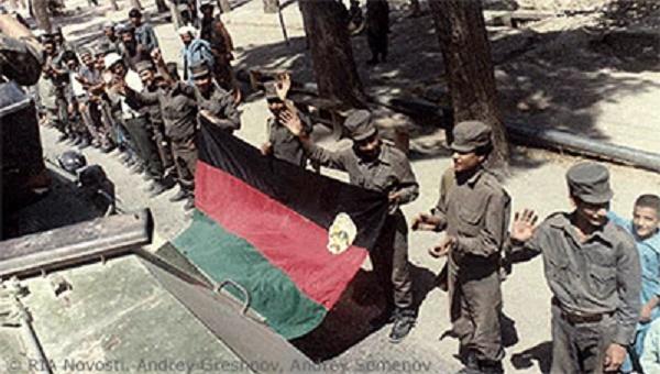 afghanistan savasi