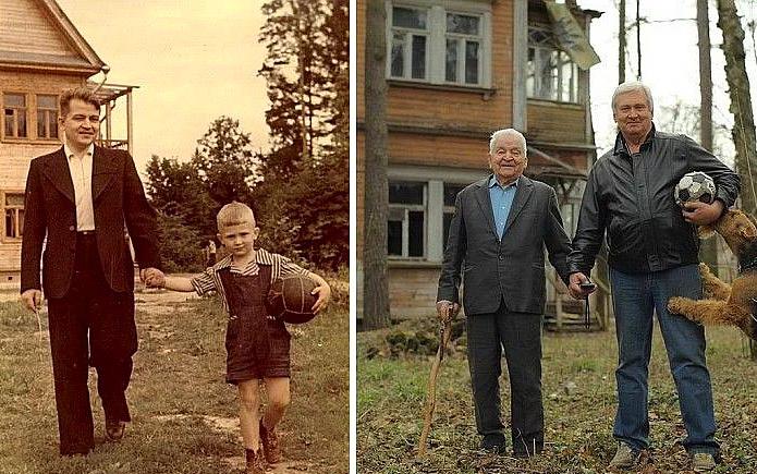 baba-cocuk-eskiler