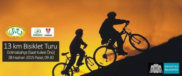 bisiklet sur besiktas