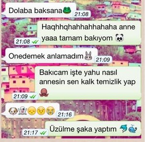 emoji-anne-temizlik-komik-whatsapp-mesaj