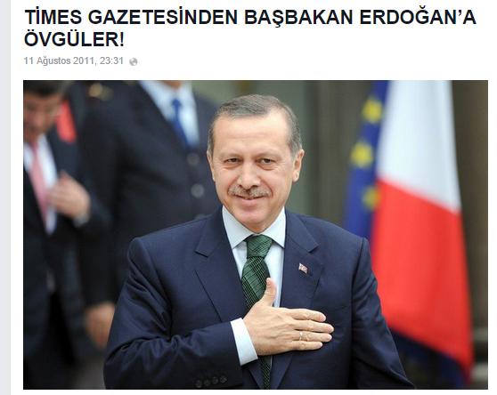 erdogan dis
