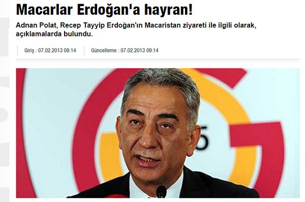 macarlar erdogan