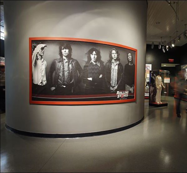 9. Rock and Roll Hall xxx Jagger