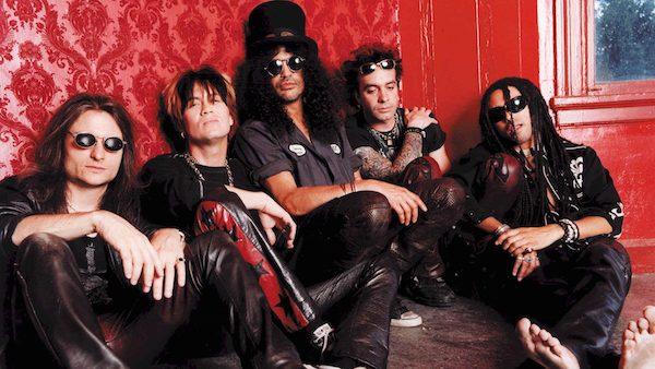 9. Slash'in yılan yuvası xxx Slash