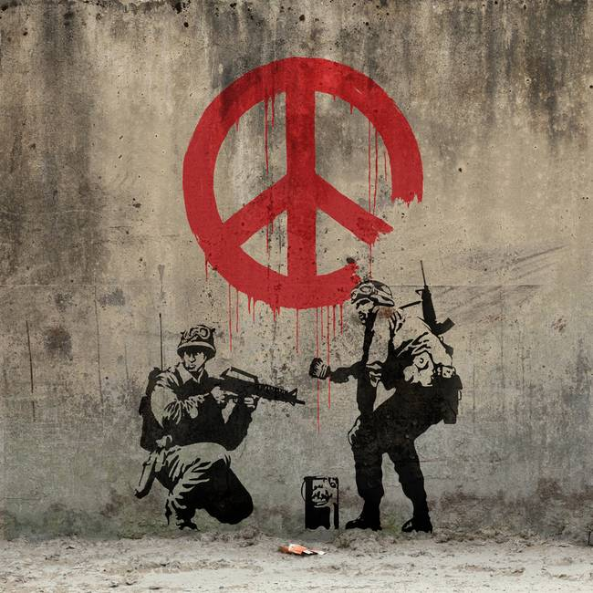 Banksy--Peace-II_art