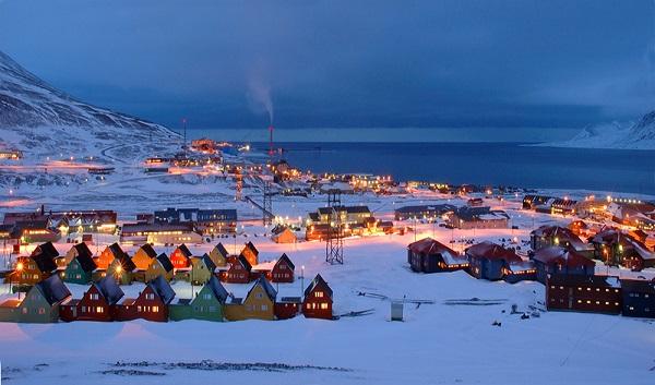 Longyearbyen-norveç-listelist