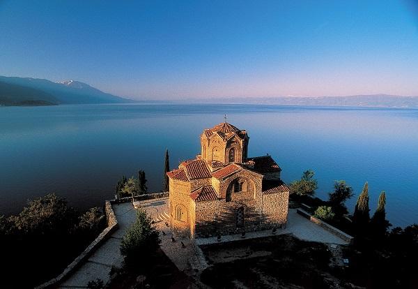 Makedonya'da Aziz Kaneo Kilise