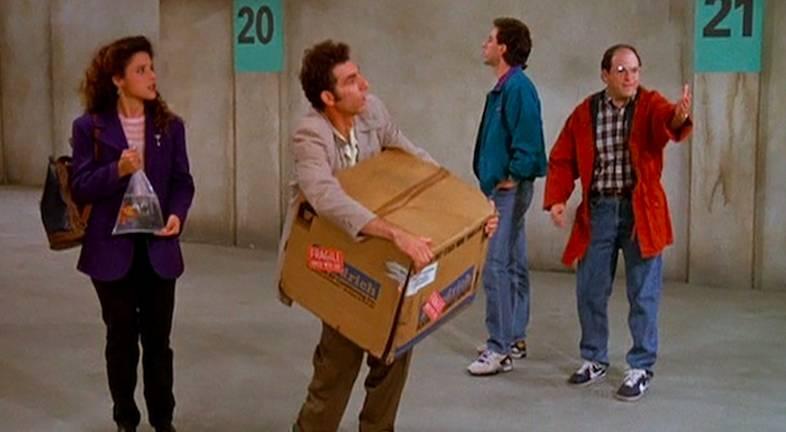 Seinfeld_Otopark
