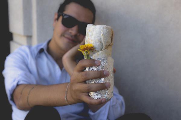 burrito man