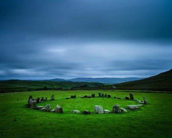 Sunkenkirk Stone Circle