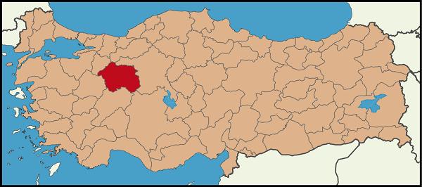 eskisehir harita