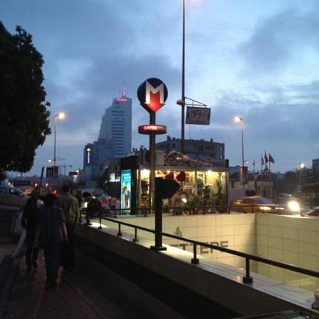 gayrettepe-metro