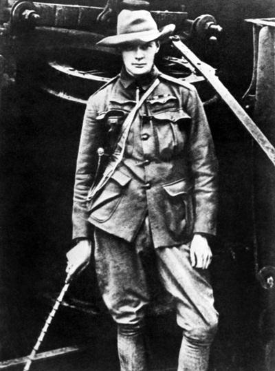 Politics - Winston Churchill - Boer War