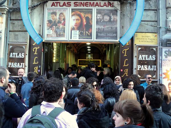 istanbul sinema atlas