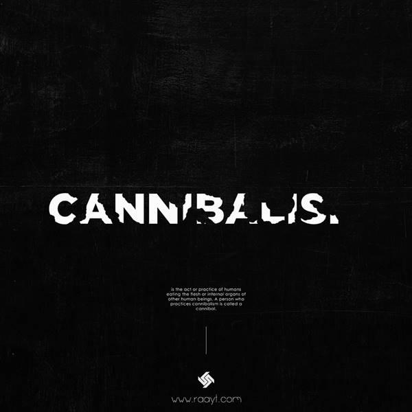 tipografisarac-cannibalism