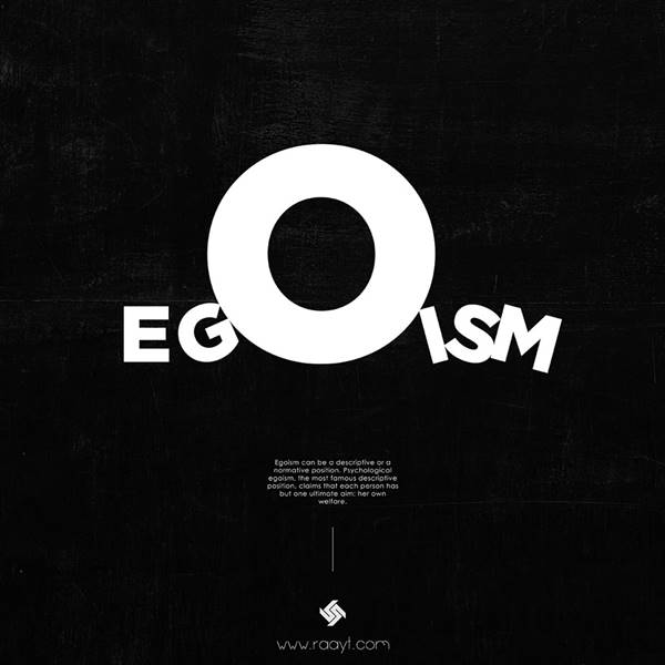 tipografisarac-egoism