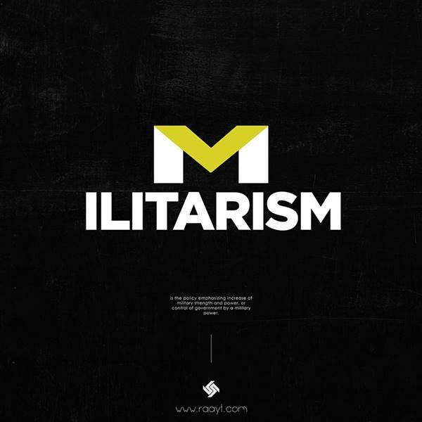 tipografisarac-militarism