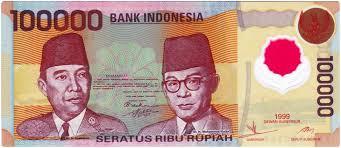 Endonezya-rupiahı-para