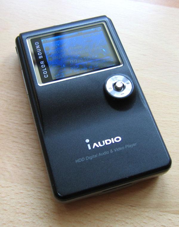 Iaudio_x5