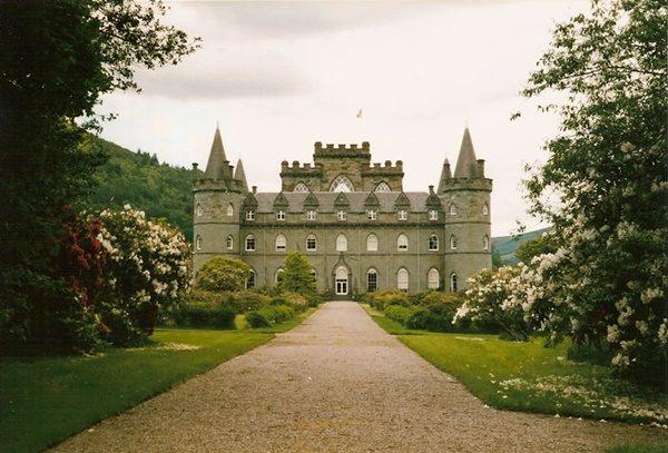 Inveraray-Castle-listelist