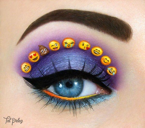emoji-goz-listelist