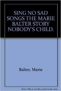 marie-balter-sing-no-sad-songs-adli-kitabinin-gelirlerini-kar-amaci-gutmeyen-ve-akil-hastaliklari-listelist