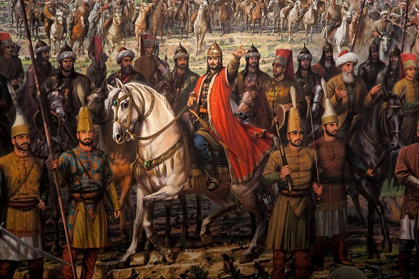 osmanli ordu asker