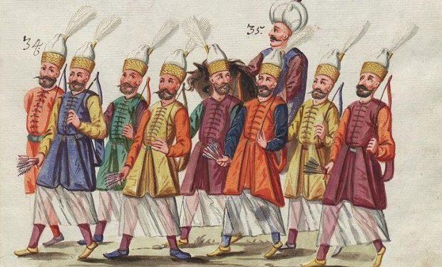 Osmanlı İmparatorluğu'nda Padişahın Özel Koruma Birliği Solaklar