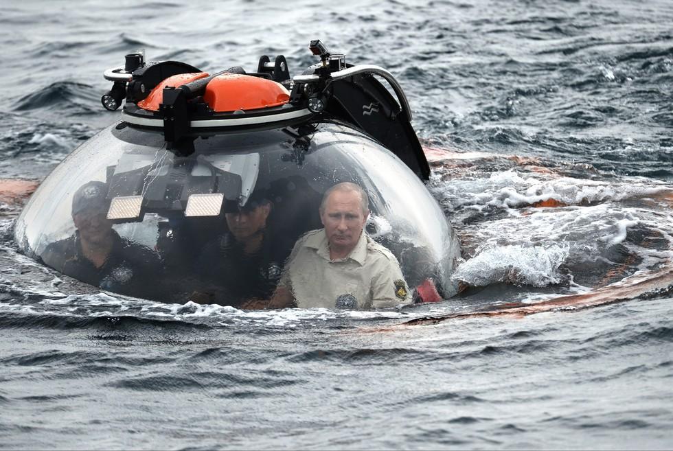 putin denizalti