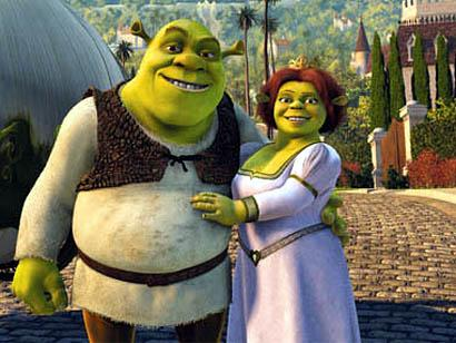 shrek-and-fiona