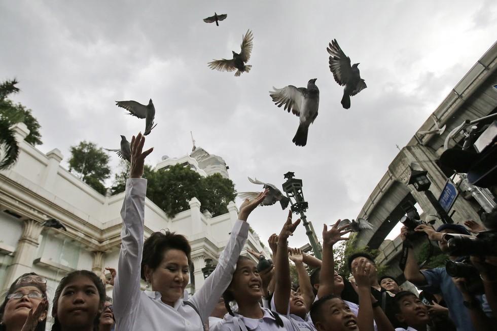 tayland kutlama
