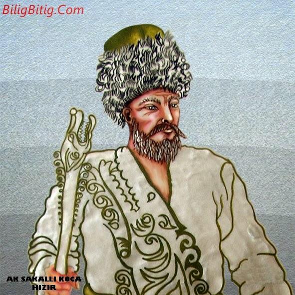 turk_mitoloji_efsaneler_ak_sakalli_ay_koca_hizir_1
