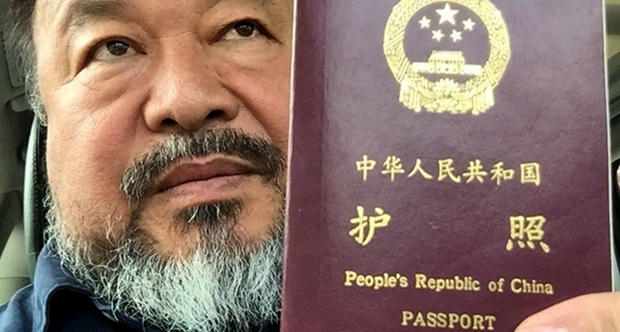 weiwei-gectigimiz-ay-pasaportuna-kavustu-listelist
