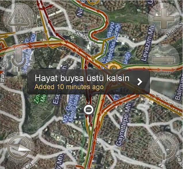 yol navigasyon