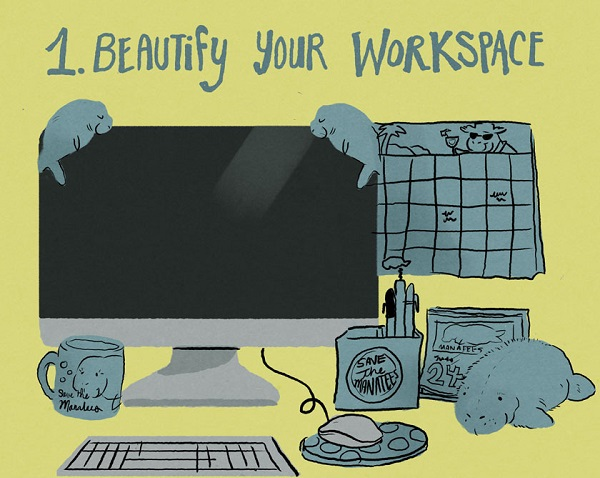 1.BEautifyYourWorkspace