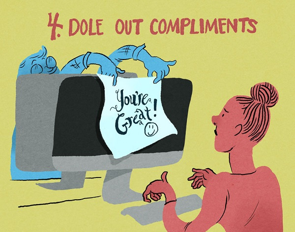 4.Compliments