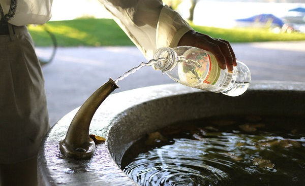 Switzerland-Fountain-Water