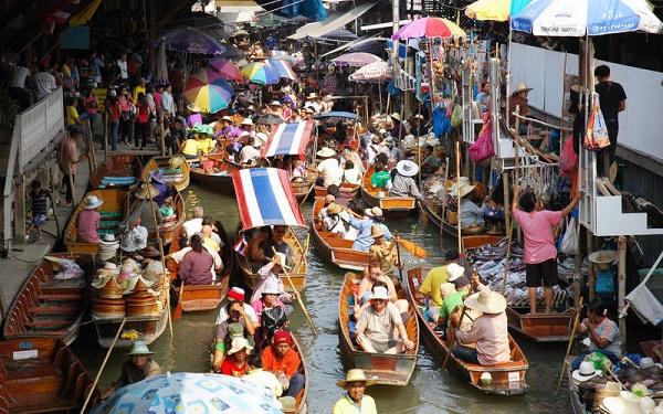 Tayland-Thailand-Market